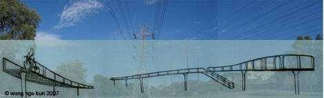Overlay: Path Under Power Line
