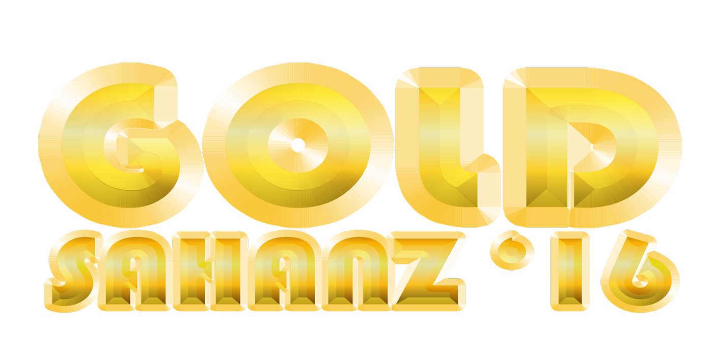 Gold - SAHANZ 2016