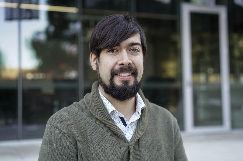 Victor Alegria at MSD