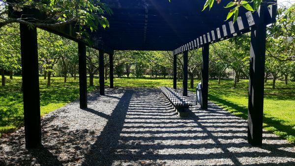 Featherston Peace Garden, New Zealand. © Anoma Pieris.