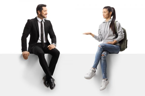 How to transition into your career and land that first job