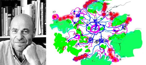 Image for Public Lecture: Planning and designing Greater Paris in the 21st century