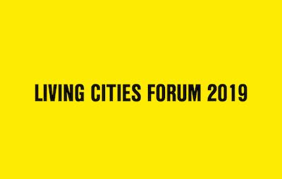 Living Cities Forum 2019 Logo