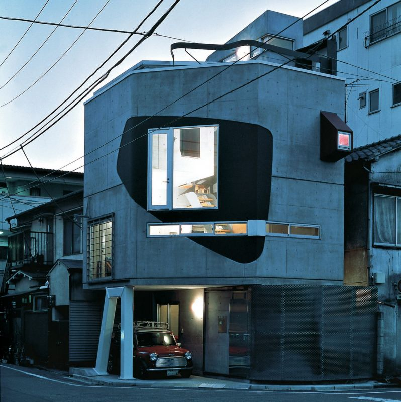 The Suzuki House