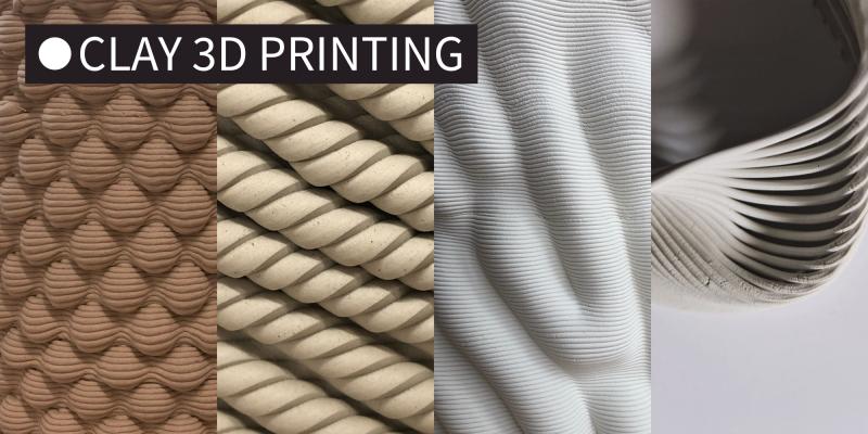 Clay 3D Printring