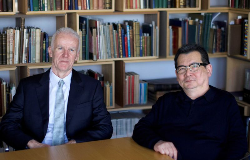 Peter Lovell and Kai Chen