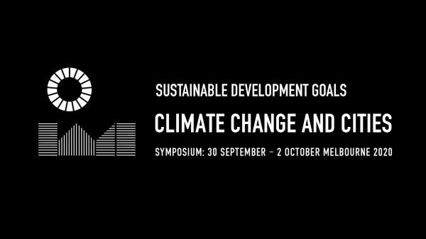 Sustainable Development Goals, Climate Change and Cities Symposium