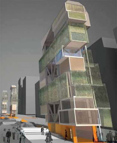 Stand: High Density Lonsdale St