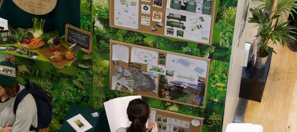 Image for Regenerating Sustainability Exhibition 2017