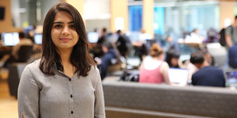 Shruit Baporika - MSD student