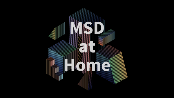 MSD at Home Banner