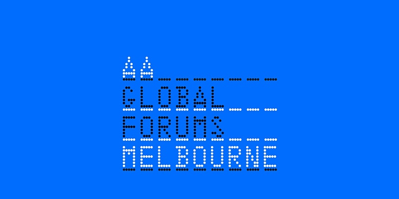 AA Global Forum Melbourne