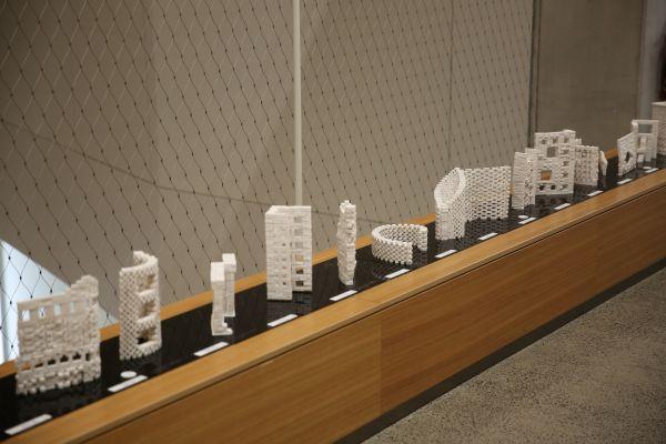 Construction as Alchemy brick models