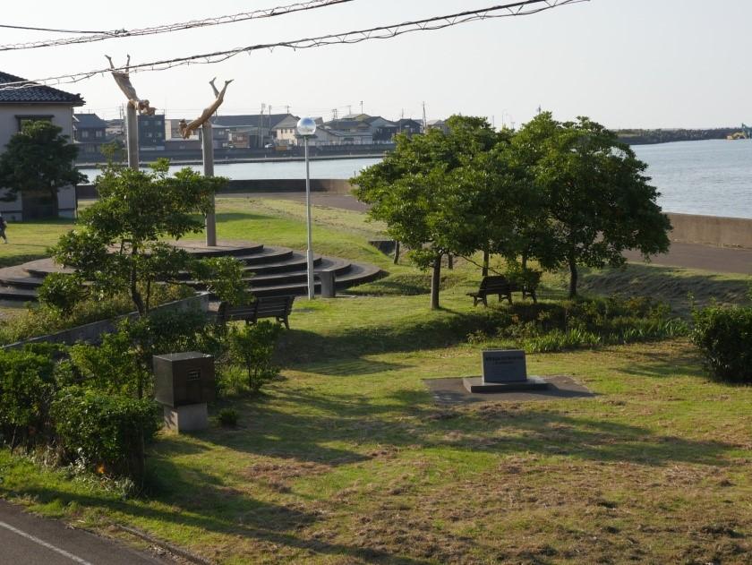 Naoetsu Peace Memorial Park, Japan. © Anoma Pieris.