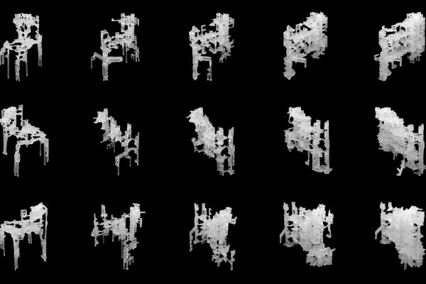AI Sampling: On Plasticity and Form