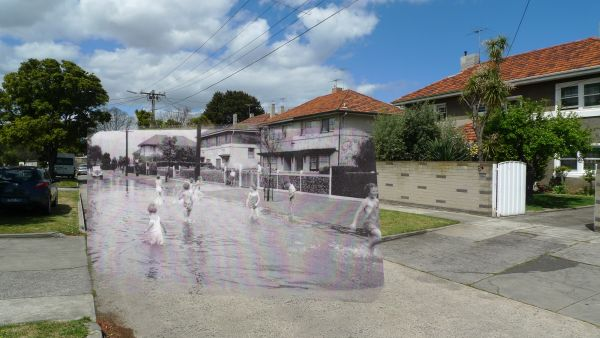 Re-photography as a tool for citizen heritage