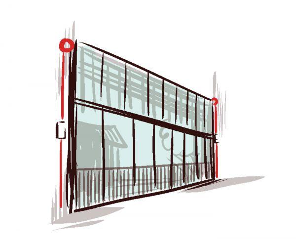 East Window Illustration