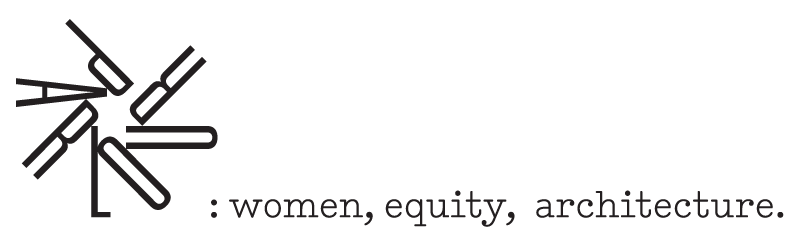 Parlour: women, equity, architecture.