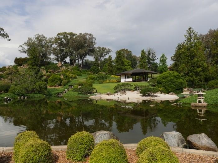 Cowra Japanese Garden. © Anoma Pieris.