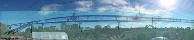 Overlay: Bike Bridge