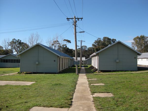 Bonegilla Double Barracks 2009
