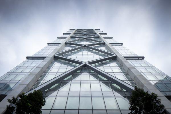 100 Mount St, North Sydney. SOM Architectus. © Brett Boardman Photography