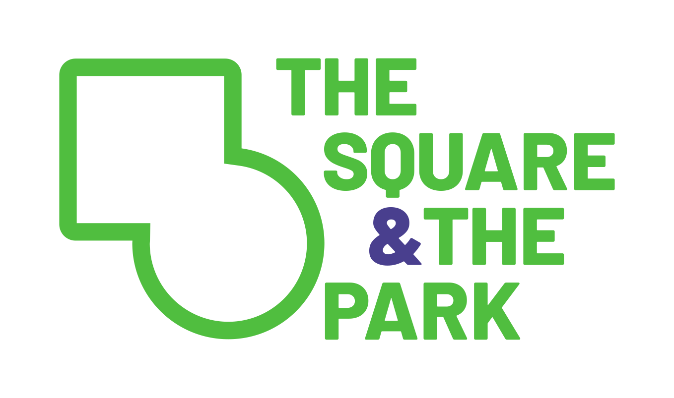 Square and Park Logo