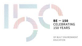 Built Environments 150 Logo