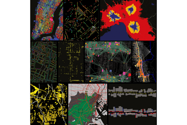 Image for Mapping Urbanities: Morphologies, Flows, Possibilities book launch