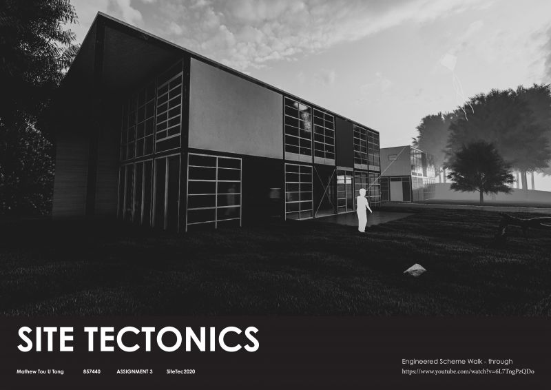 Site Tectonics assignment cover